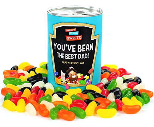 baked beans jelly beans gifts for fathers day