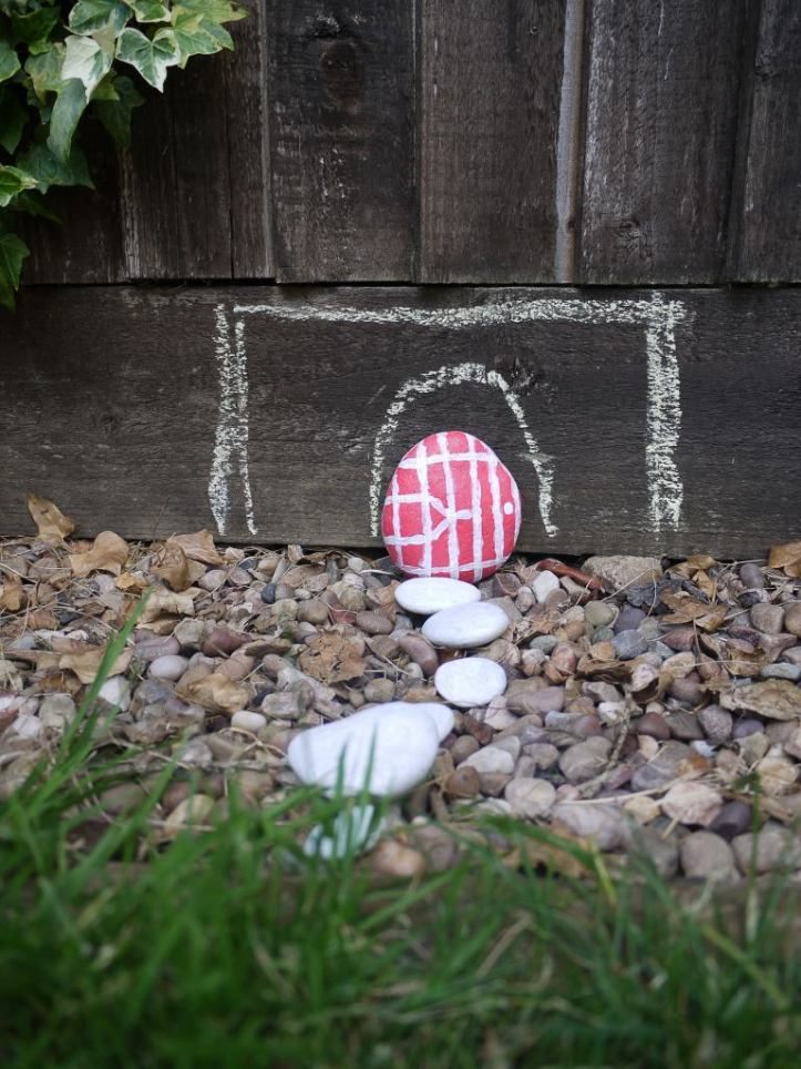 painted fairy garden door ideas for kids