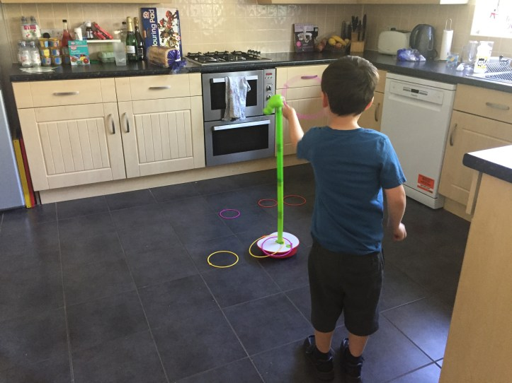 Our review of wobbly worm game by spinmaster playing fun