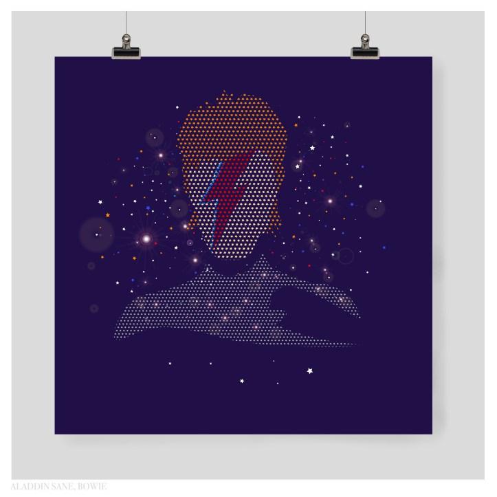 Aladdin-Sane-Bowie print