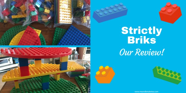 Let your imagination run wild with Strictly Briks. They are compatible with other major brands that you probably already have!