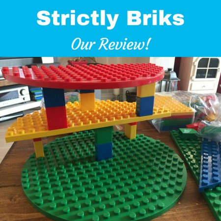 Let your imagination run wild with Strictly Briks