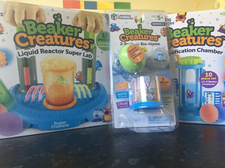 beaker creatures science stem learning fun with learning resources