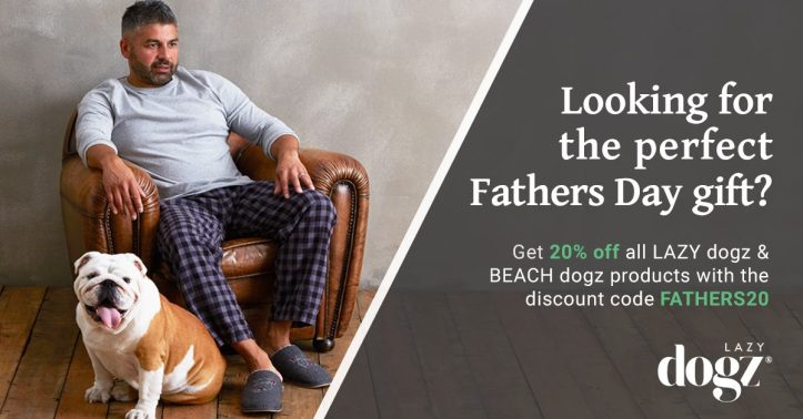 lazy dogz beach dogz slippers and sandals for Father's Day