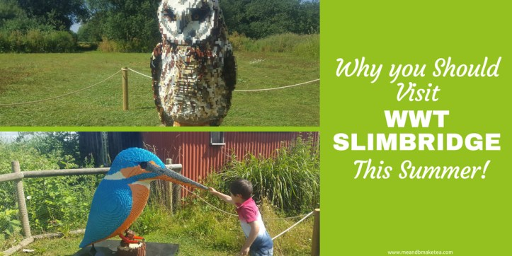 Why you should visit Slimbridge this summer and the Lego Brick animal trail