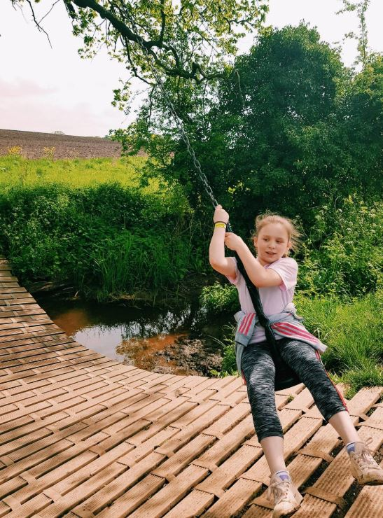 fun in cheshire at the crocky trail
