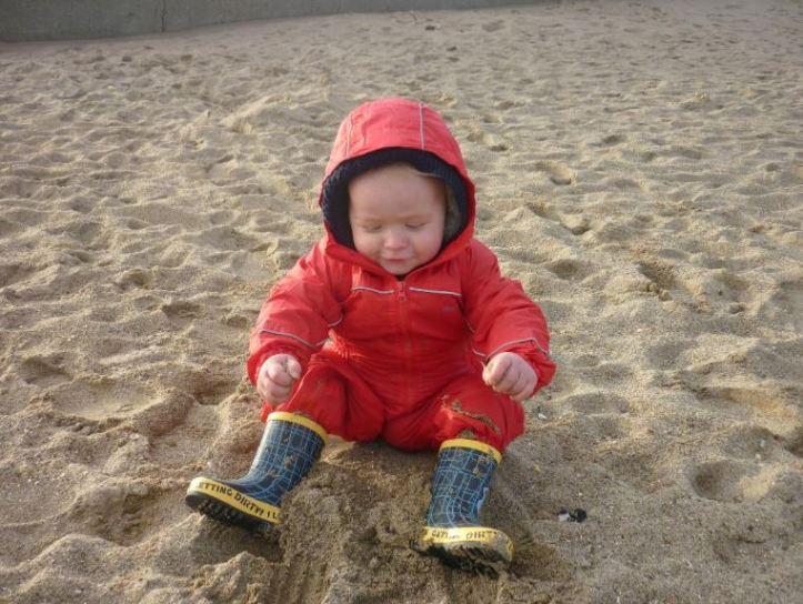 sutton on sea beach fun in Lincolnshire this summer