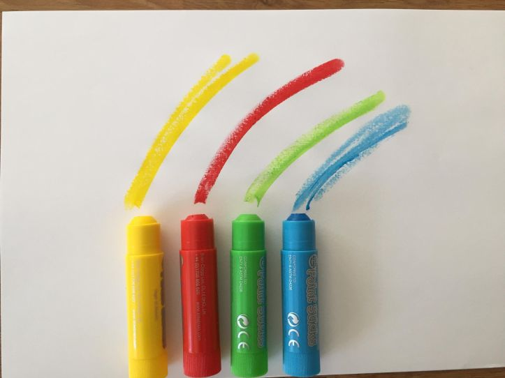 Little brian paint sticks - mulitcoloured