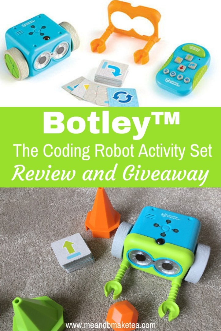 Botley™ the Coding Robot Review and Giveaway