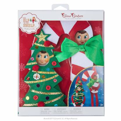 Elf on the Shelf dressing up accessories