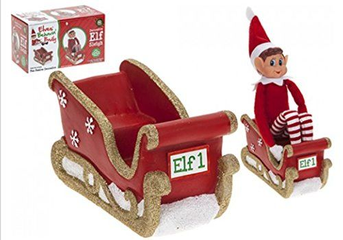 Elf on the Shelf VIP sleigh