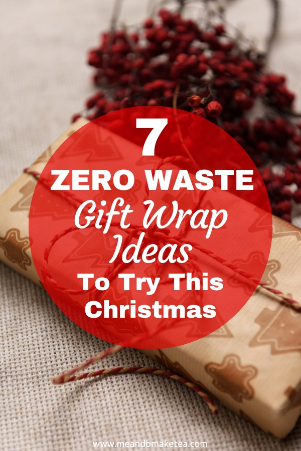 eco friendly gift wrap ideas for christmas