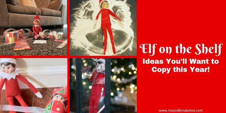 Looking for really easy, no effort Elf on the Shelf tricks to play on your kids and toddlers this Christmas? Have a look at our ideas for keeping elf busy!