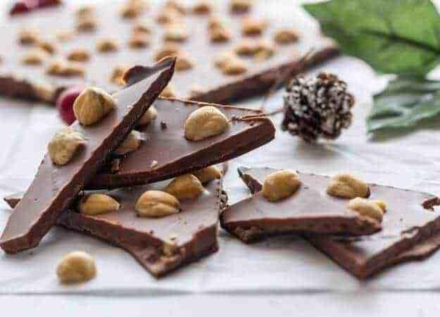Triple Chocolate Bark
