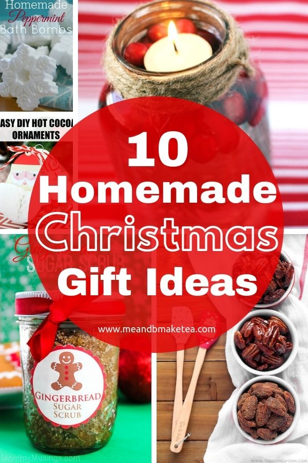 Easy homemade gift ideas to make this holiday season - perfect if you want to make DIY gifts without the hassle!