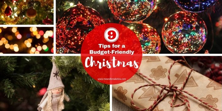 tips for a budget friendly christmas and how to save money on gifts and presents