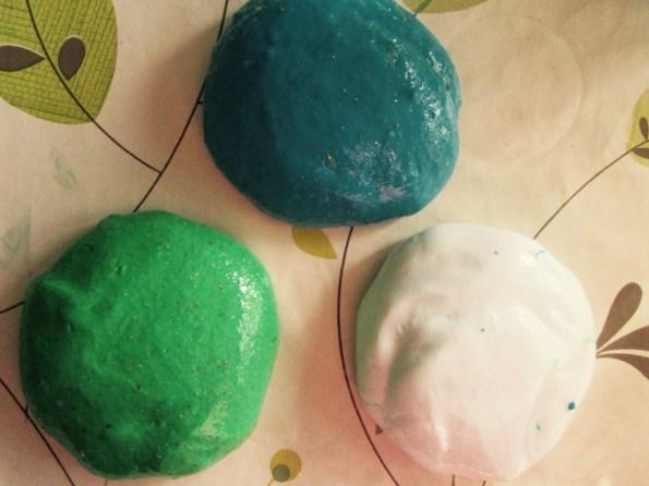 DIY Winter Slime
