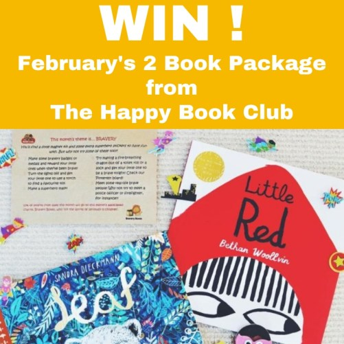 the happy book club subscription review and giveaway