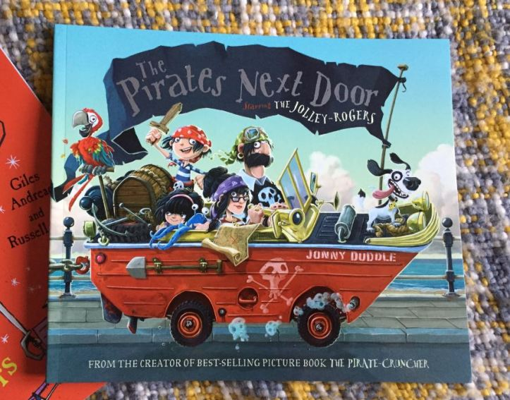 the happy book club pirate books review