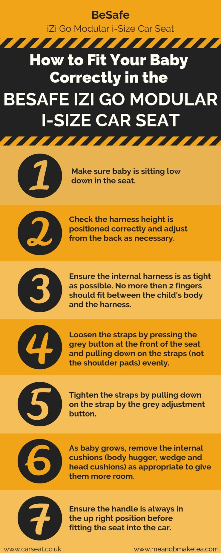 besafe izzi go modular car seat tips and tricks for the best fit.