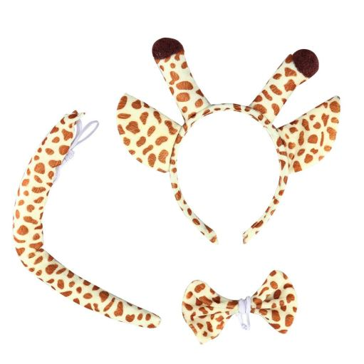 World book day dressing up ideas - giraffe