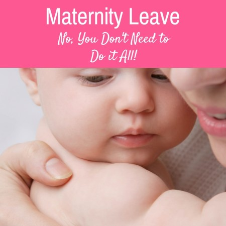 keeping-busy-on-maternity-leave