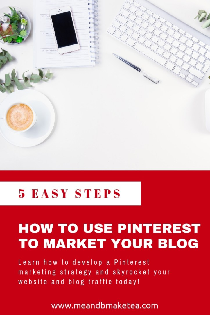 how to use pinterest to market your blog