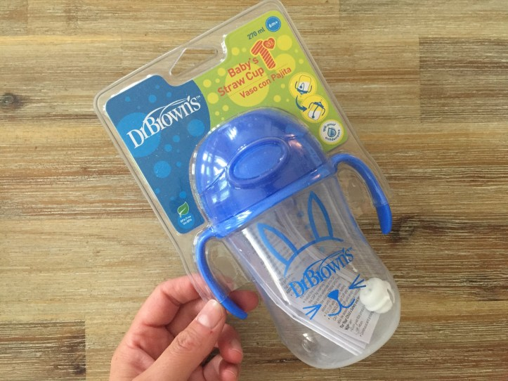 dr browns range review - sippy cup