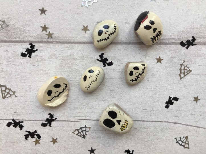 halloween-rock-pebble-stone-craft-painting