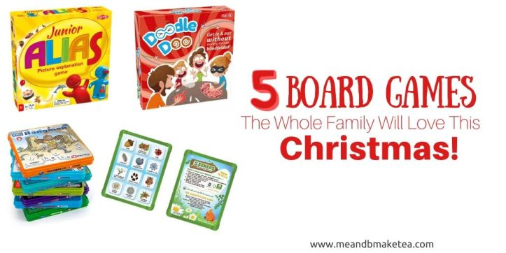 5 board games for the family to play this christmas twitter image size