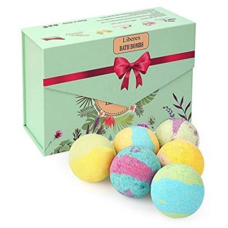 Liberex Bath Bomb Kit