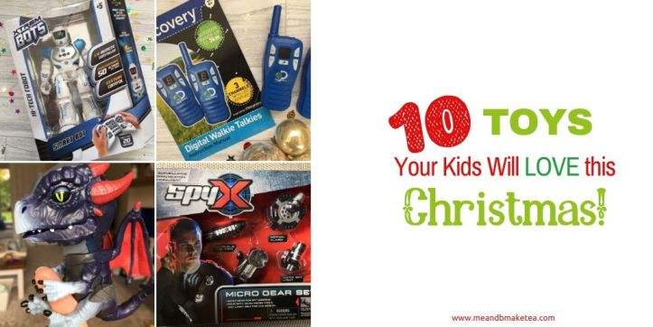 twitter ten interactive toy ideas and reviews for kids this christmas