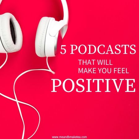 podcasts that make you feel positive and motivated for the year ahead - thumbnail