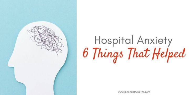 hospital panic and anxiety -fear of medical procedures