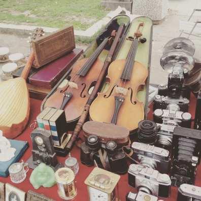 Sofia-antique-market