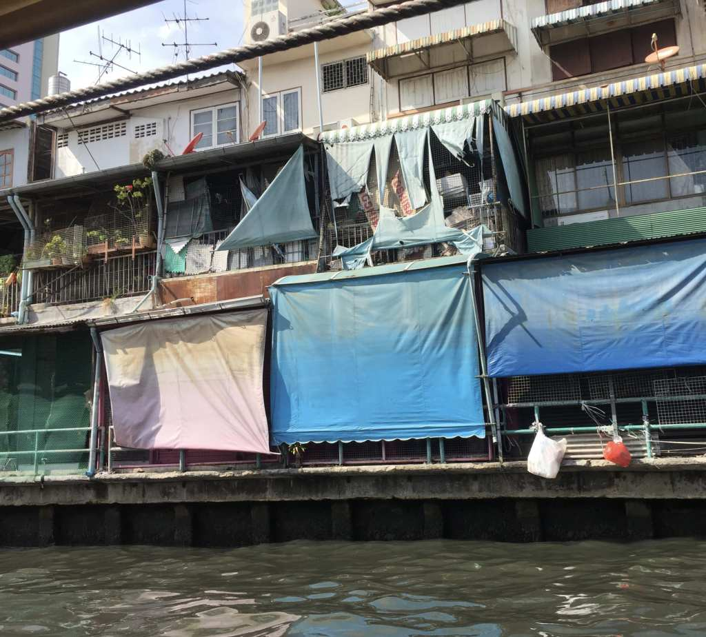 Thailand by canal, the khlongs of bangkok