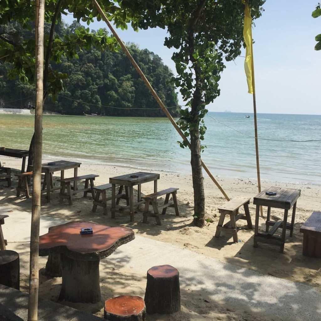 Beachfront Cafe, Ao Nang
