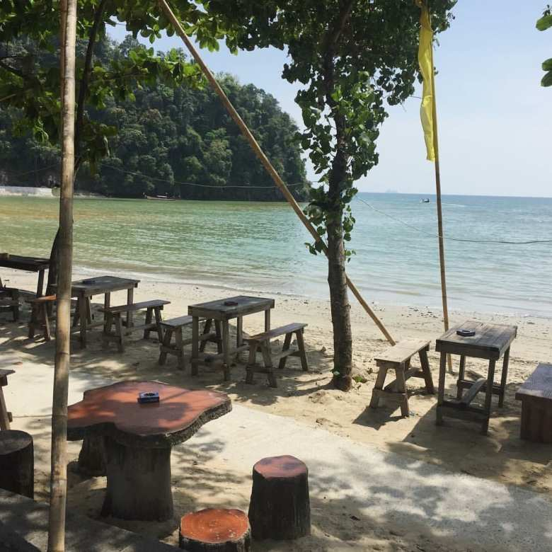 Beachfront Cafe, Ao Nang