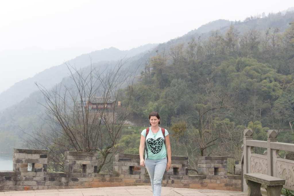 Wandering the Dujiangyan hillsides