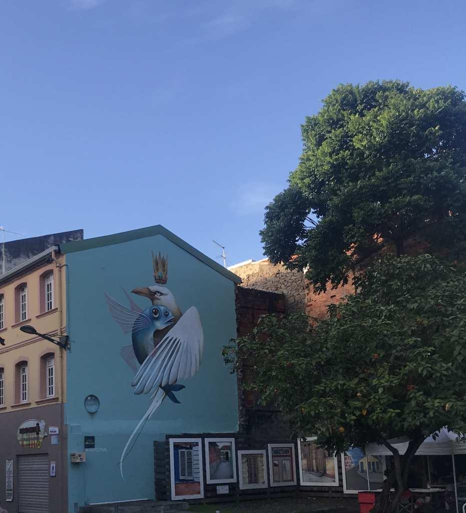 Fort-de-France Street Art, Martinique