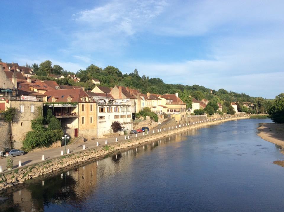 View over the Vézère river