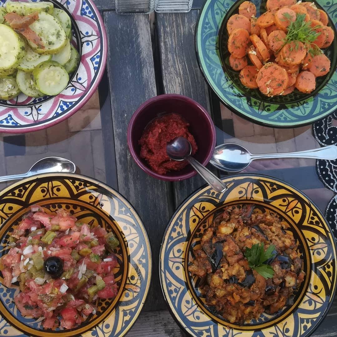 Marrakesh Delicacies - Moroccan Vegetable Spread