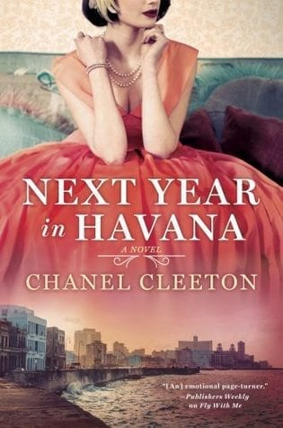 Travel reading: Next Year in Havana by Chanel Cleeton