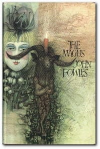 Travel reading: The Magus by John Fowles