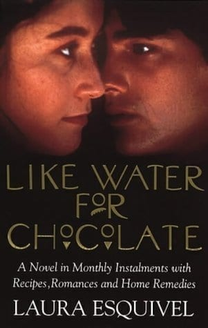 Travel reading: Like Water for Chocolate by Laura Esquivel