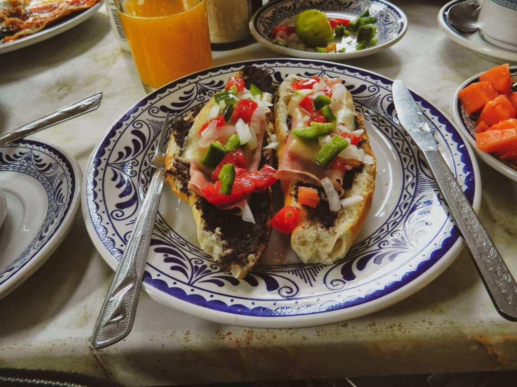 Molettes - Oaxaca Breakfast Food