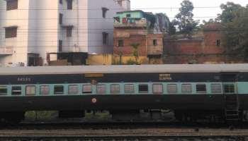 India Sleeper Train - Rajasthan by Rail
