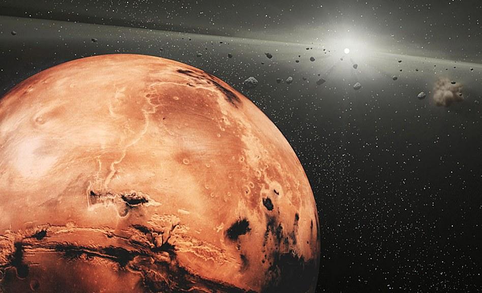 Mars; Flexzwervers 3