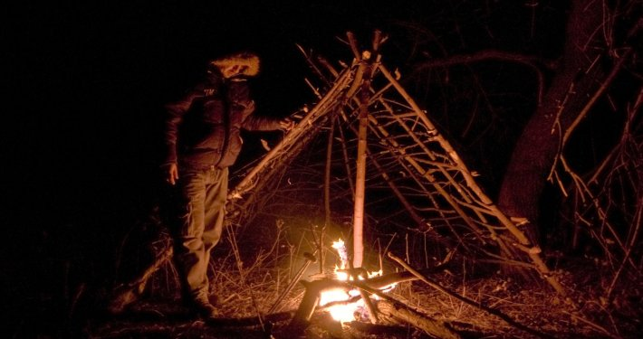 Bushcraft in Montenegro is about living well