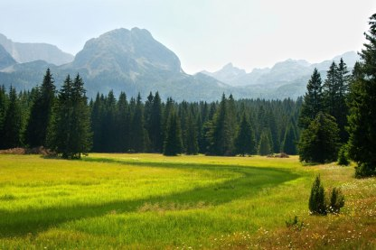 Durmitor-valley